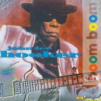 Cover John Lee Hooker - Boom Boom [1994]